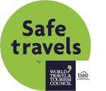 Redback Travel has been awarded a SafeTravel Stamp